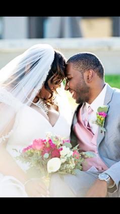 Adrienne Amerine Wedding